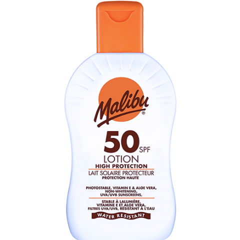 SPF50 LOTION HIGH PROTECTION VITAMIN & ALOE VERA  200ML