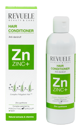 ZINC ANTI DANDRUFF CONDITIONER 200ml
