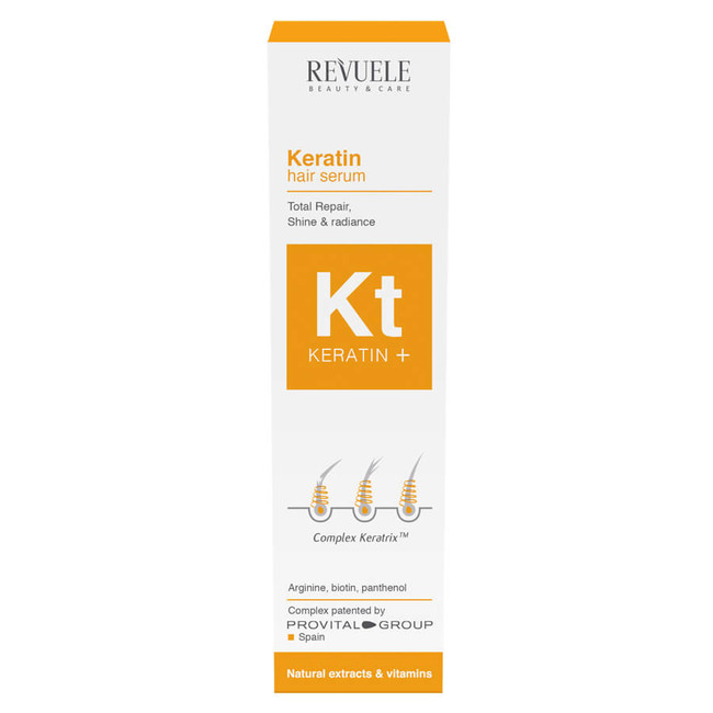 KERATIN HAIR SERUM 200ml