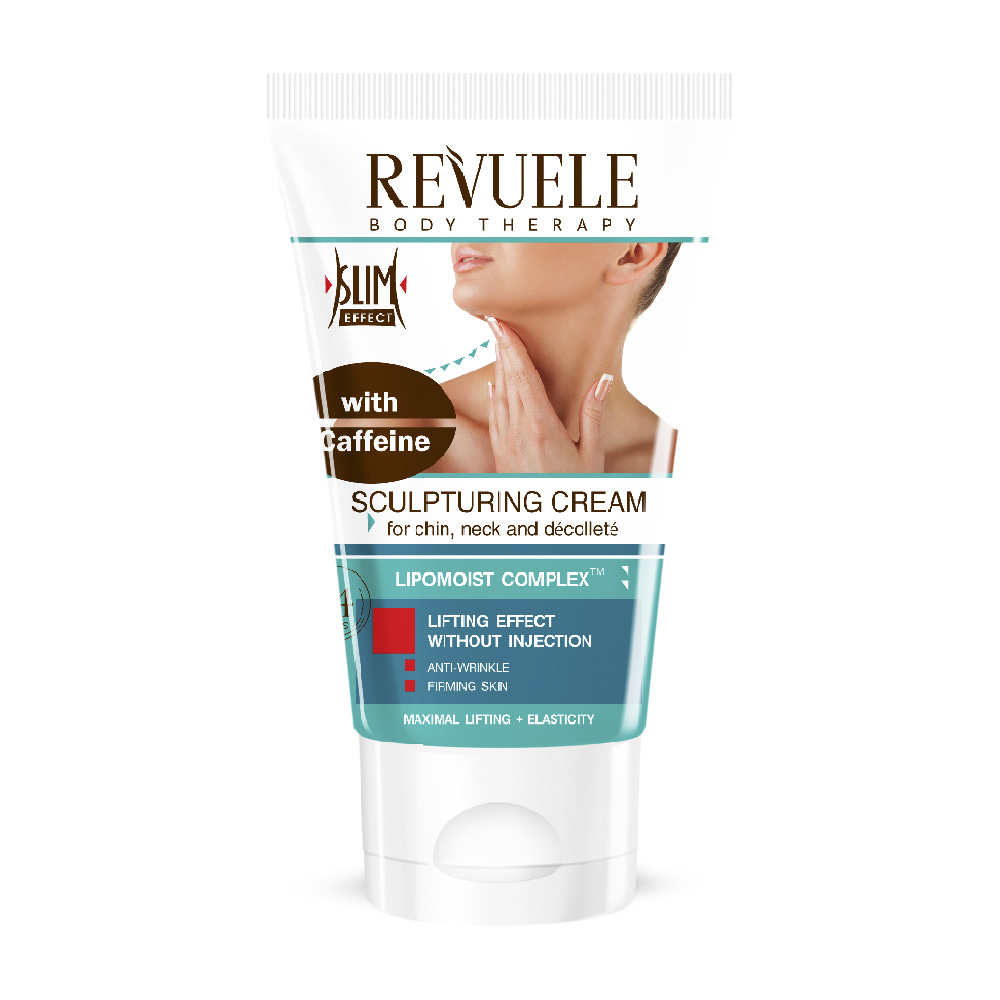 SCULPTOR CREAM WITH CAFFEINE FOR CHIN, NECK, DECOLETTE AND HANDS 150ml