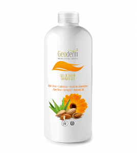SHOWER GEL ALOE VERA+ALMOND OIL+MARIGOLD 500ml