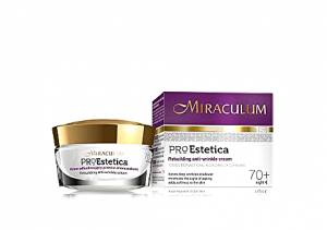 MIRACULUM PRO ESTETICA NIGHT REBUILDING WRINKLE CREAM 70+