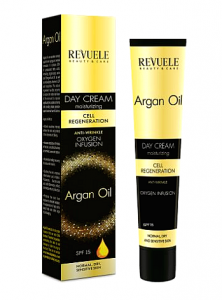 ARGAN OIL DAY CREAM MOISTURISING 50 ml