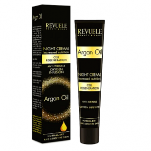 ARGAN OIL NIGHT CREAM INCREASED NUTRITION 50 ml
