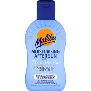 AFTER SUN WITH TAN EXTENDER 200ML
