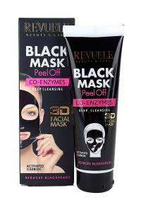 BLACK MASK PEEL OFF-CO ENZYMES- 80ml