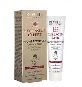 COLLAGEN EXPERT NIGHT RECOVERY CREAM-FILLER