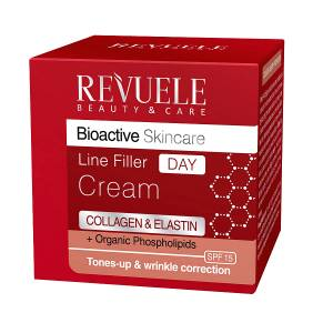 BIOACTIVE SKINCARE COLLAGEN & ELASTIN FILLER DAY CREAM 50ml