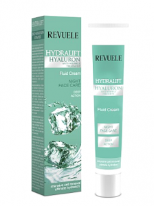 HYDRALIFT NIGHT FACE CARE FLUID CREAM 50ML