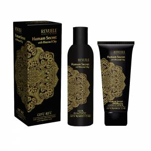 HAMAM SECRET GIFT SET (HAIR SHAMPOO 250ml & HAIR MASK 250ml)