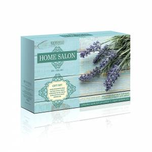 HOME SALON FRENCH SPA GIFT SET-LAVANDER
