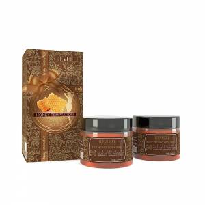 HONEY TEMPTATION GIFT SET(HOT WRAP 300ml+BODY PEELING 300ml)