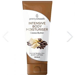 INTENSIVE BODY MOISTURISER COCOA BUTTER 200ML