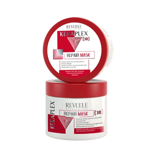 KERAPLEX 3D REPAIR MASK 300 ML
