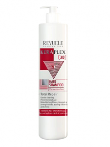 KERAPLEX 3D TOTAL REPAIR HAIR SHAMPOO 335 ML