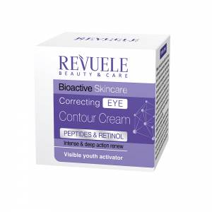 PEPTIDES & RETINOL CORRECTING EYE CONTOUR CREAM 25ml