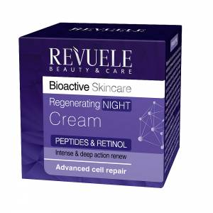 PEPTIDES & RETINOL REGENERATING NIGHT CREAM 50ml