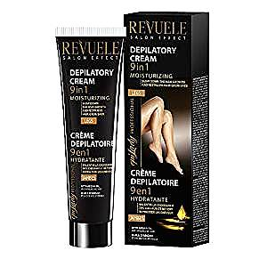 SALON EFFECT DEPILATORY CREAM 9 IN 1  125 ML
