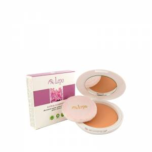 MAKE-UP COMPACT POWDER  WITH VEGETAL CERAMIDES,HORSE-CHESTNUT EXTRACT, JOJOBA AND VITAMIN E 17g
