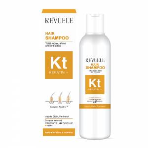 KERATIN HAIR SHAMPOO 200ml