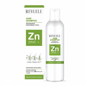 ZINC ANTI DANDRUFF SHAMPOO 200ml