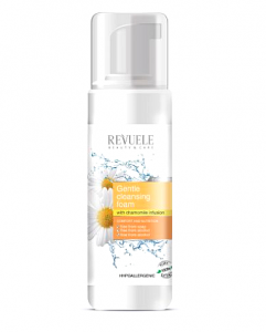 SOFT CLEANSING FOAM WITH CHAMOMILE INFUSION 150ML