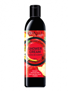 STRAWBERRY & STAR FRUITS SHOWER CREAM