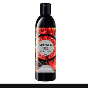 SWEET BERRIES SHOWER GEL